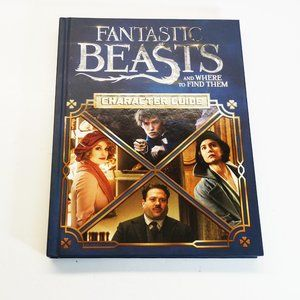 [3 for 15] Fantastic Beasts Character Book